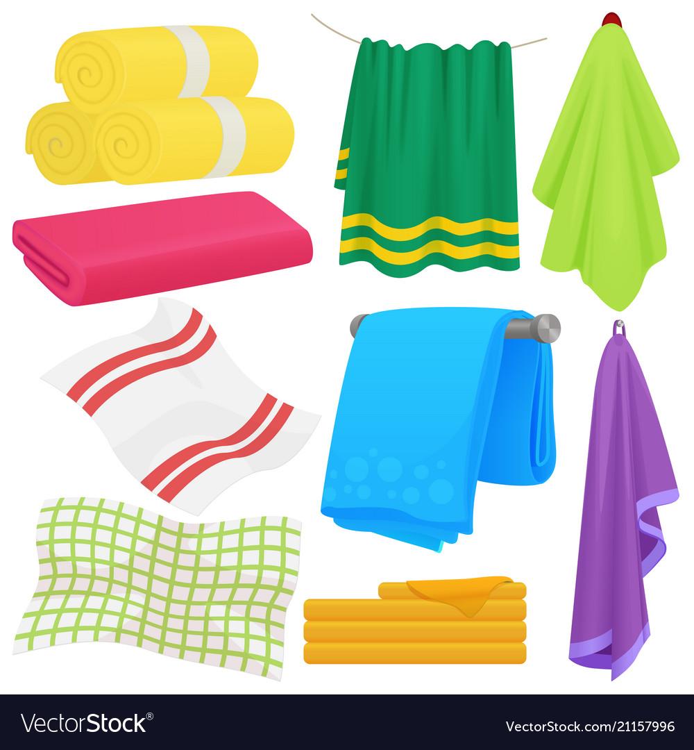 Cartoon funny towels cloth cotton towel