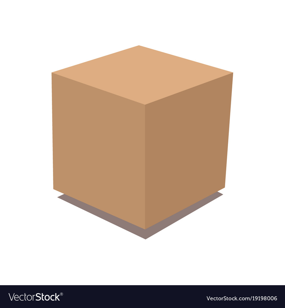 Cardboard box delivery and packaging
