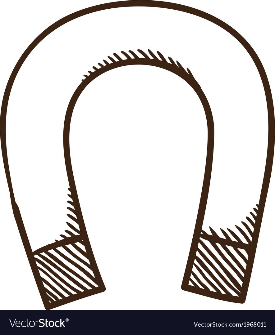 Magnet symbol Royalty Free Vector Image - VectorStock