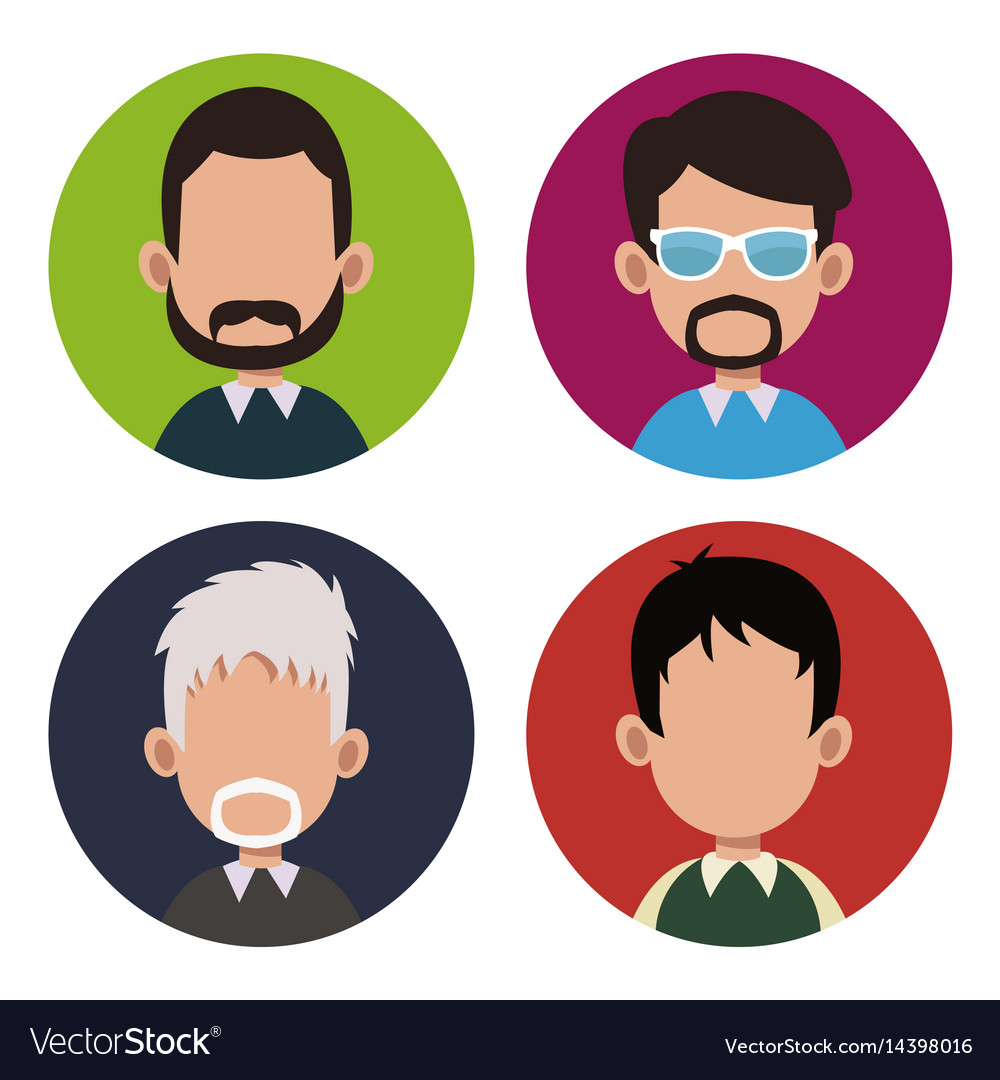 People community social society vector image