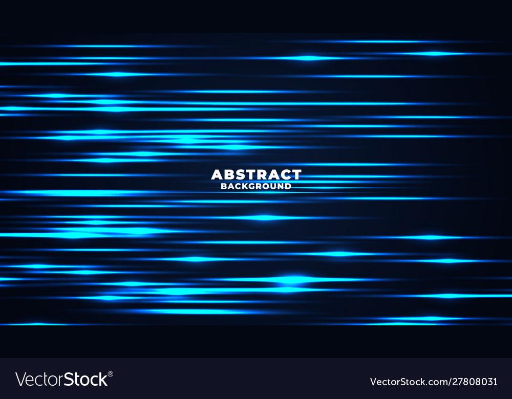 Smooth lines in dark blue color