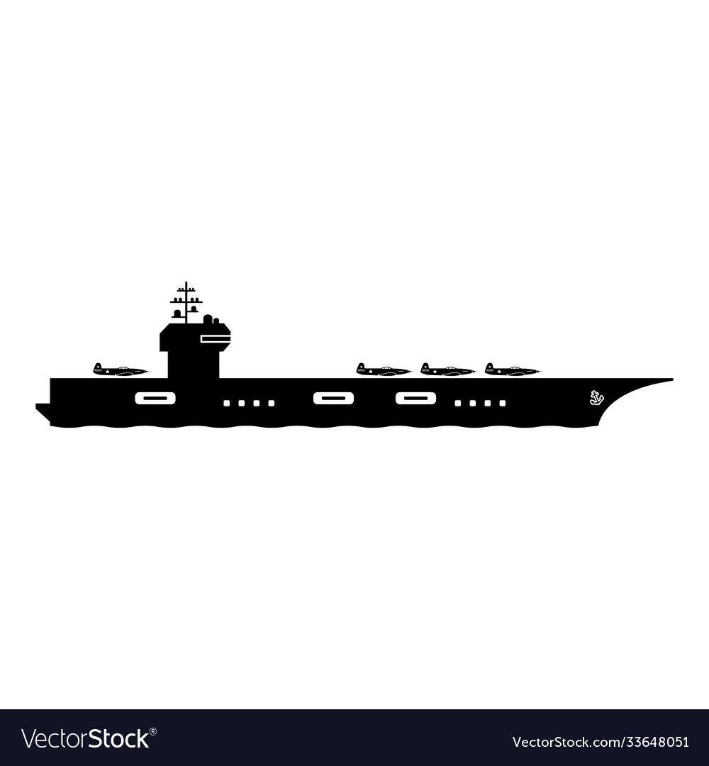 1345 aircraft carrier icon