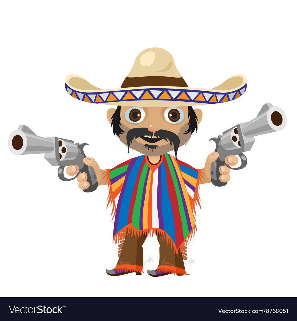 Cartoon Mexican characters pictures