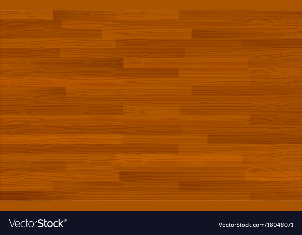 Dark brown wooden background template Royalty Free Vector