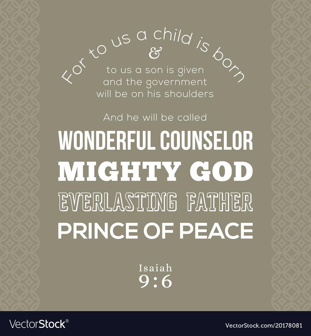 jesus is peace bible verse