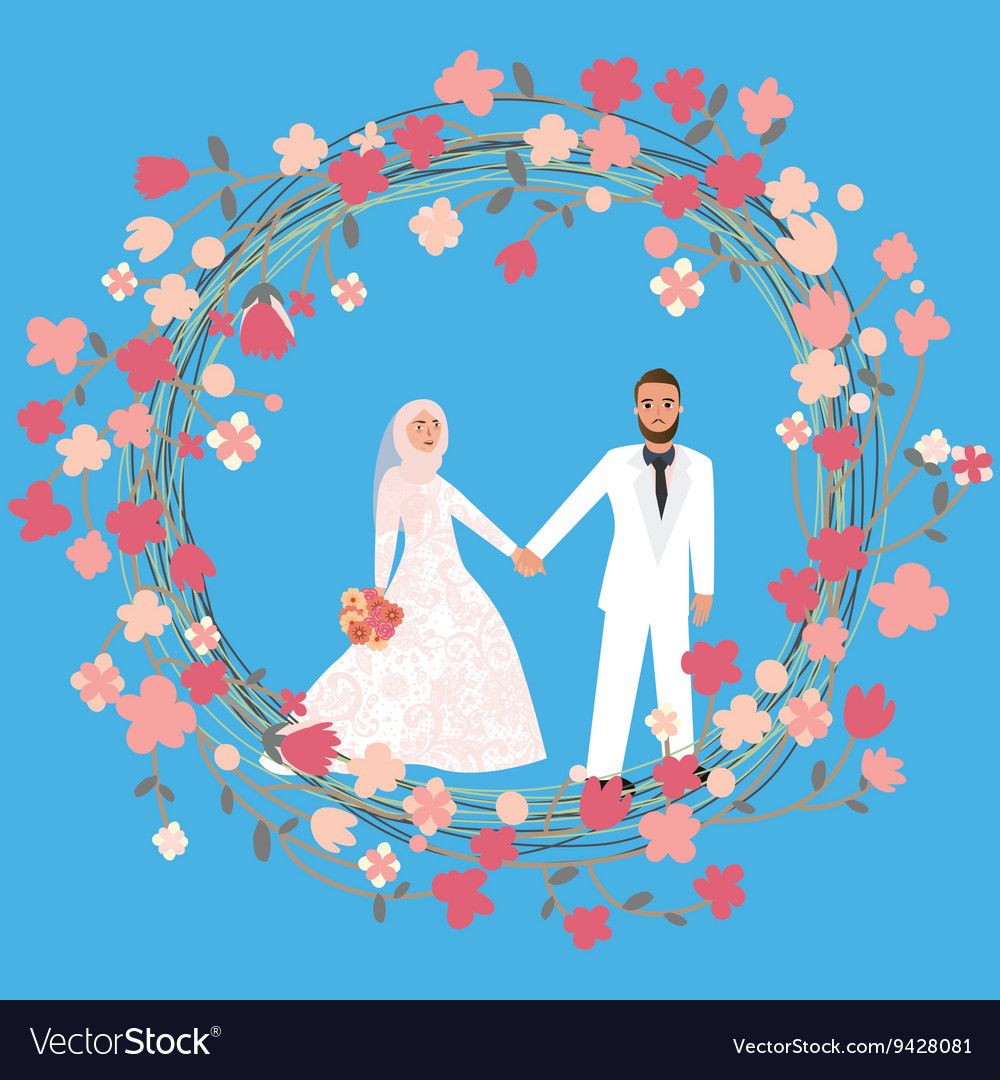 Man woman couple relationship marriage in Islam