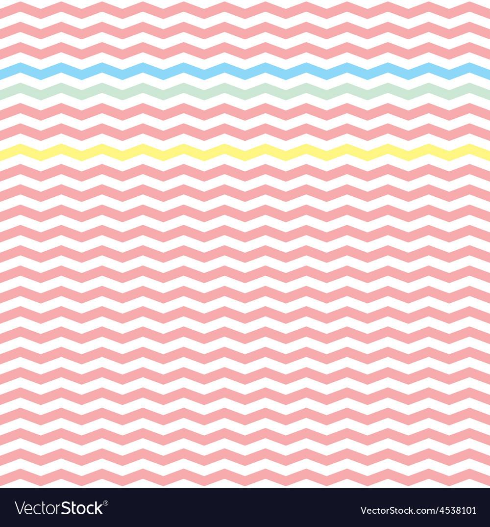 Chevron pink zig zag tile pattern wallpaper