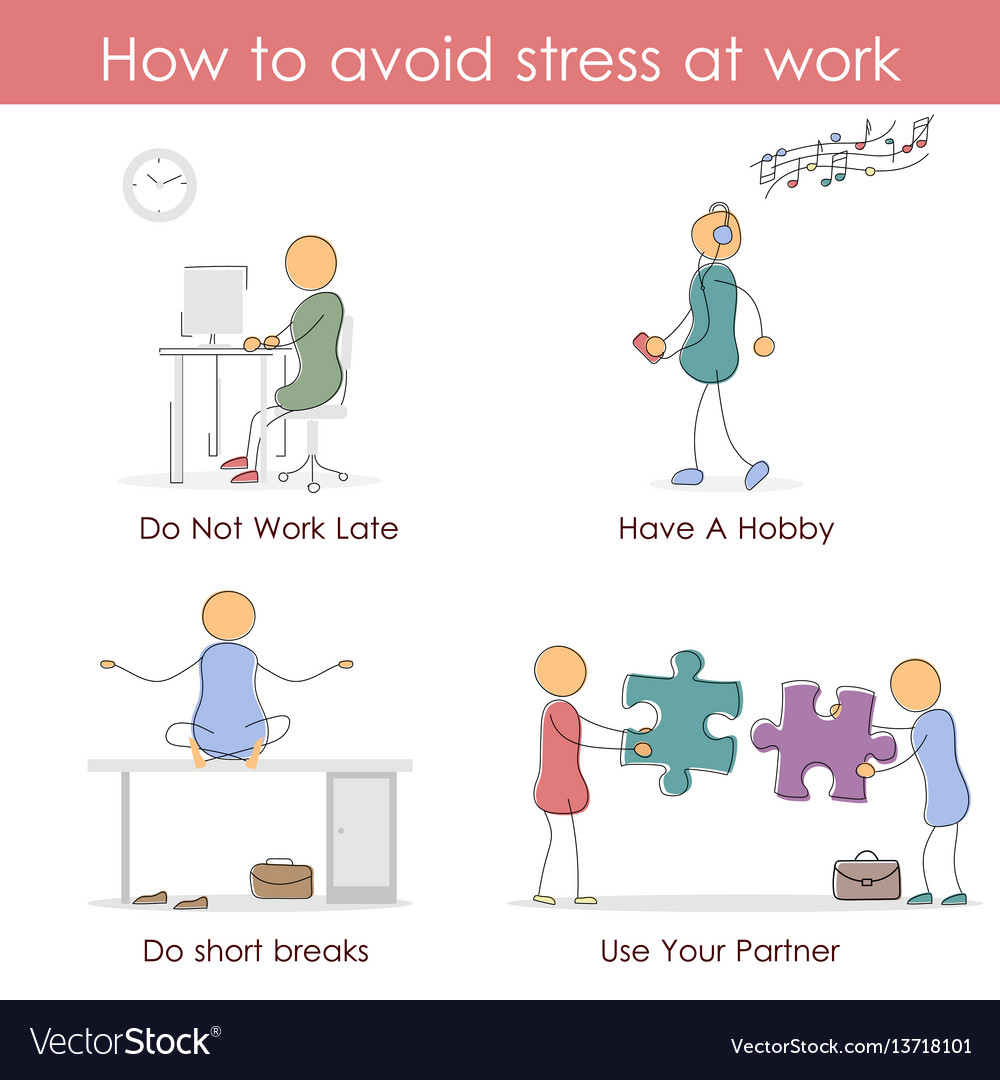 How to avoid stress 39