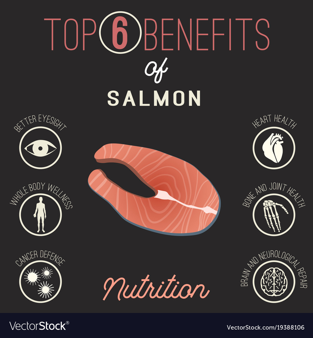 Salmon benefits image