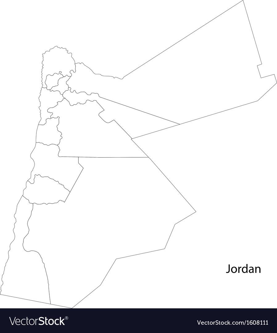 Contour Jordan map