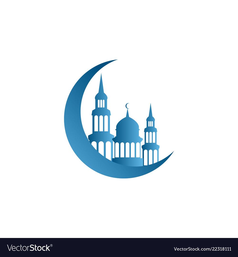 Ramadhan kareem theme graphic design template