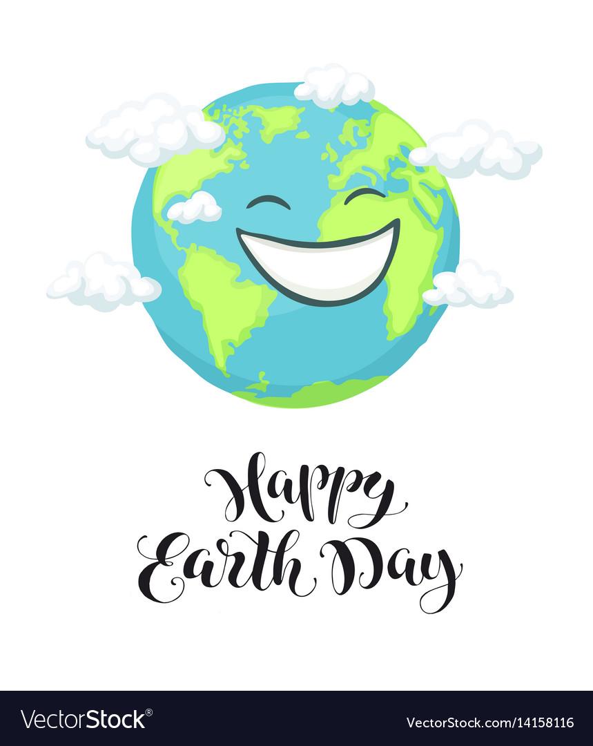 Earth day card