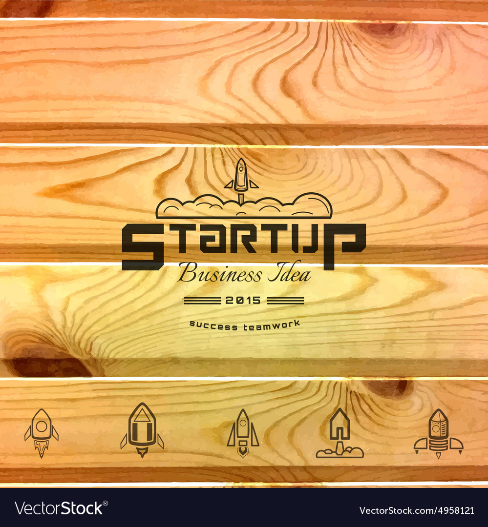 Startup project badges logos and labels for any