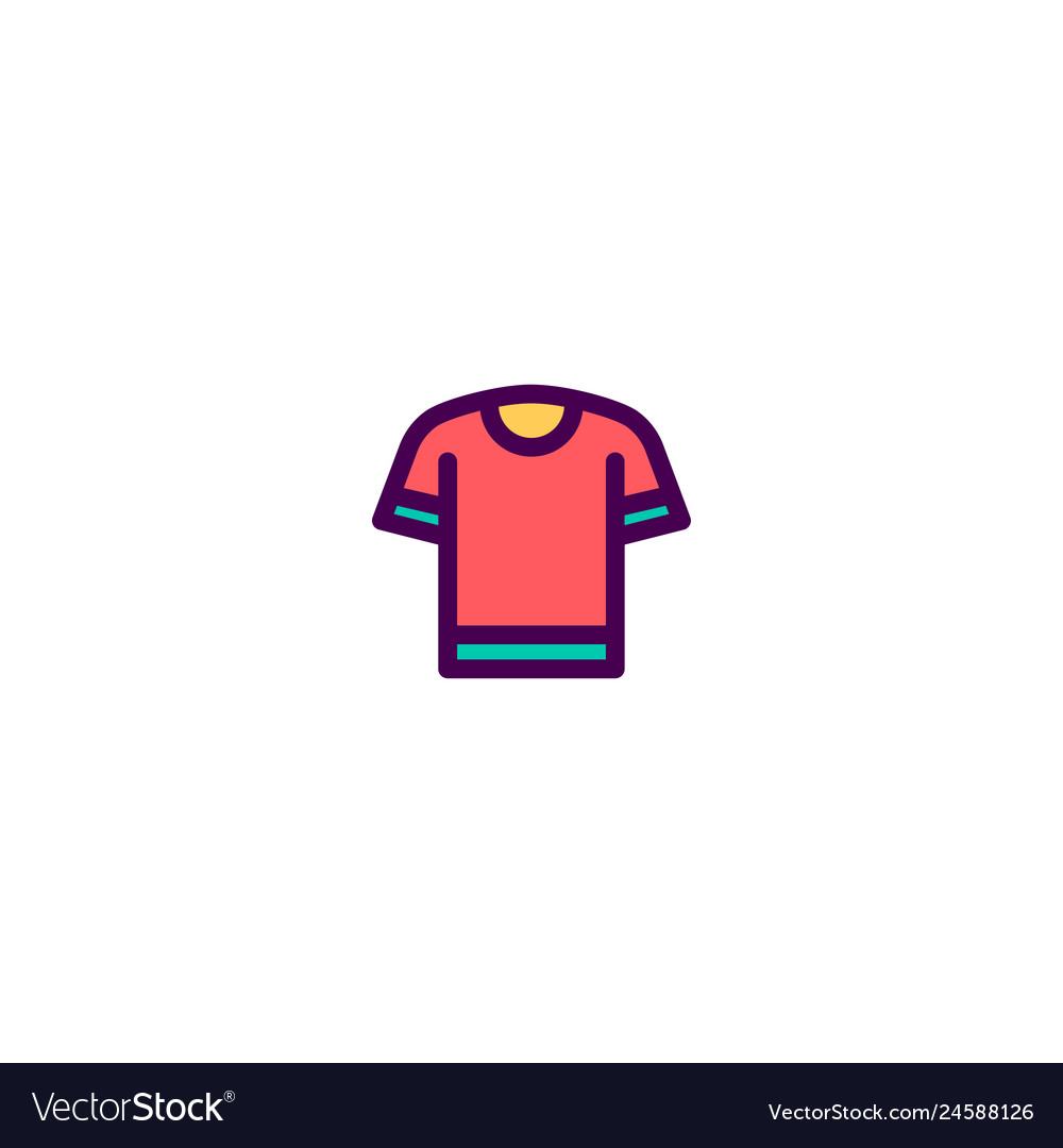 Cloth icon design e-commerce icon design