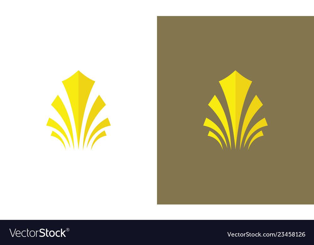 Swirl decorative logo