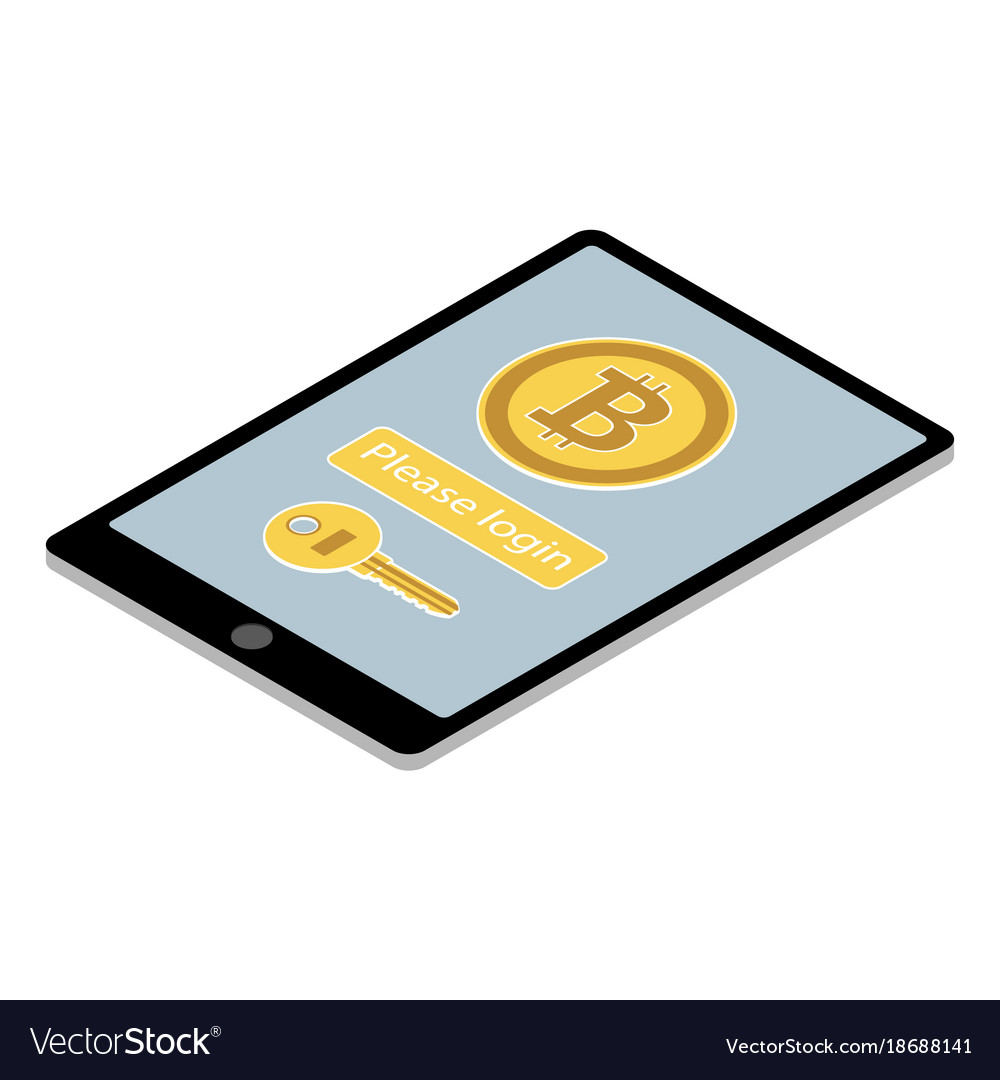 bitcoin wallet tablet