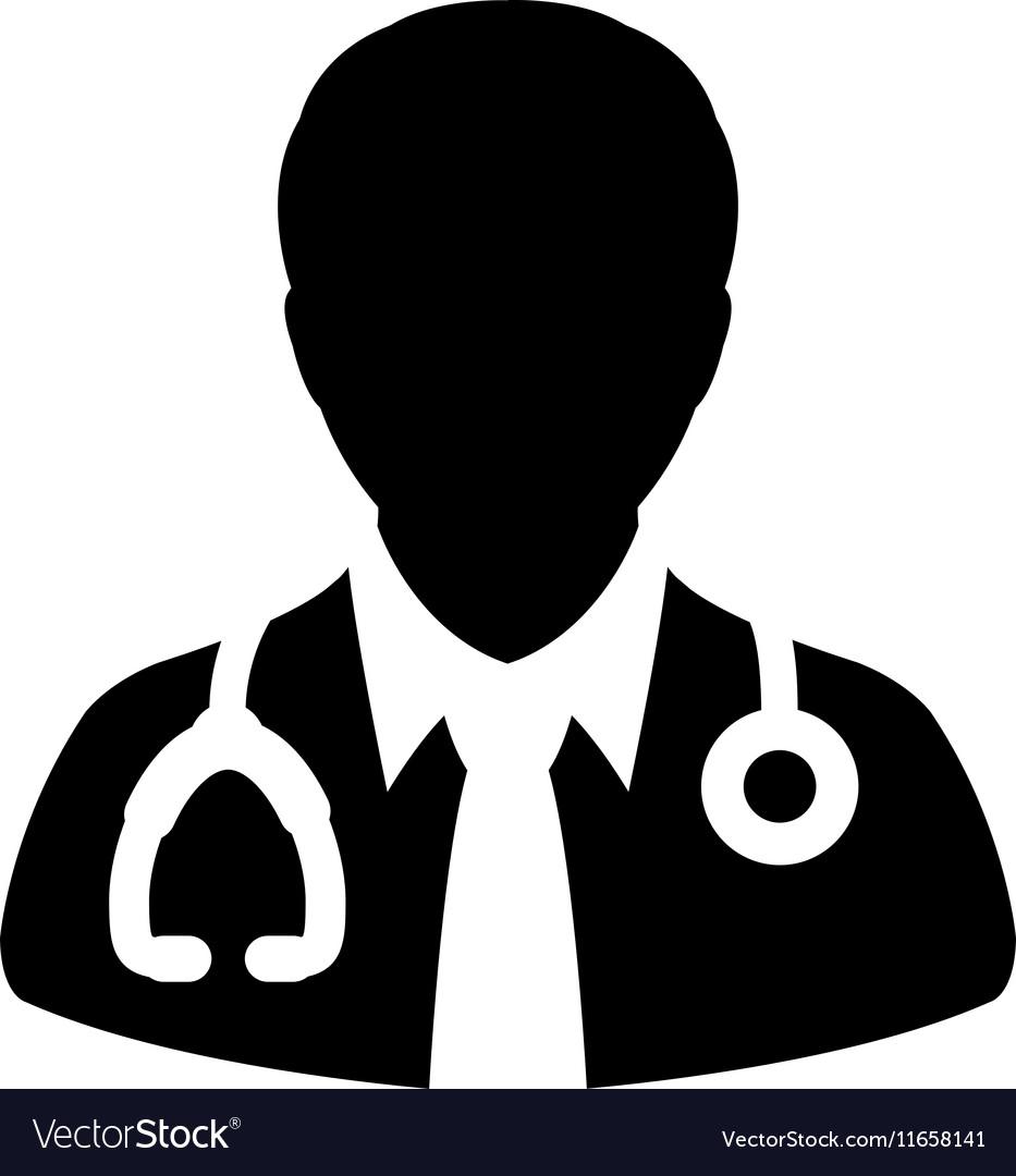 Doctor Physician Nurse Medical Healthcare Icon Vector Image
