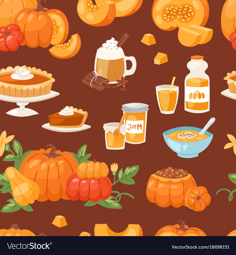 Pumpkin food soup cake pie meals organic