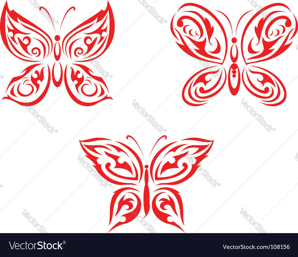 Free Butterfly Tattoos-27