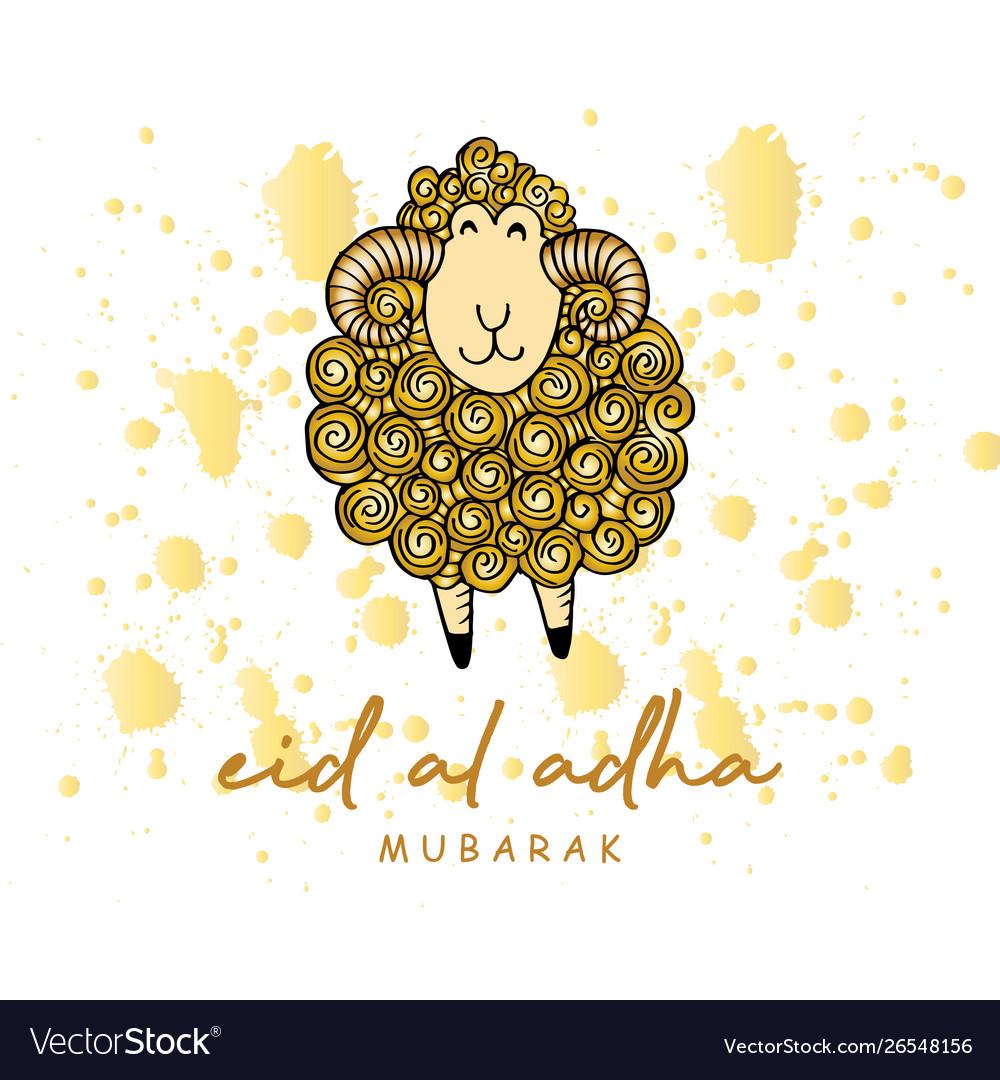 Festival sacrifice eid al azha or eid al adha
