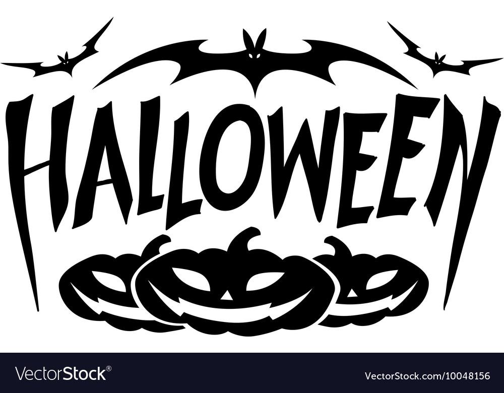 Graphic halloween