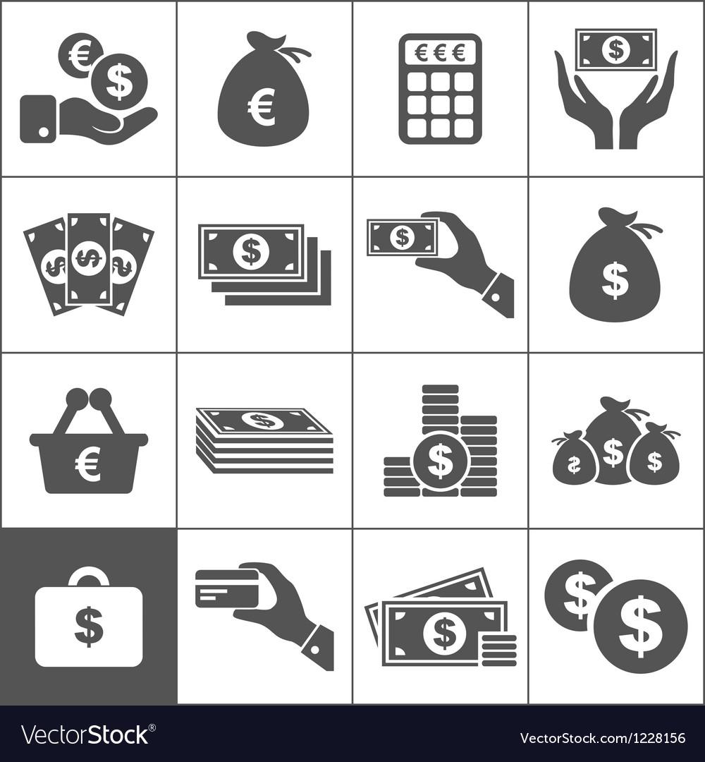 Money an icon
