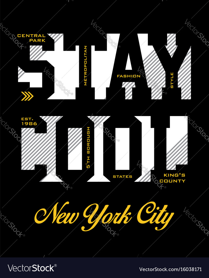 Stay cool new york city