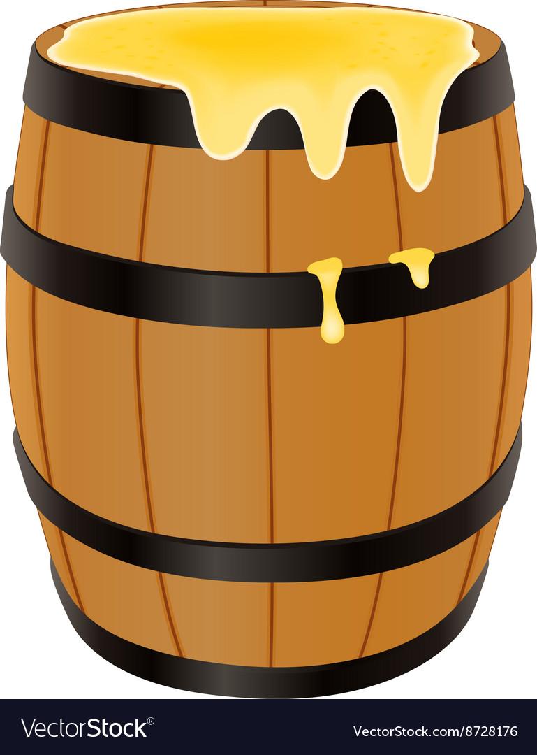 Картинки для детей бочка меда