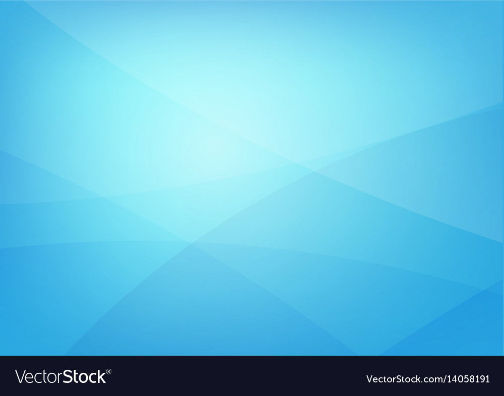 Abstract blue clean background with simply curve