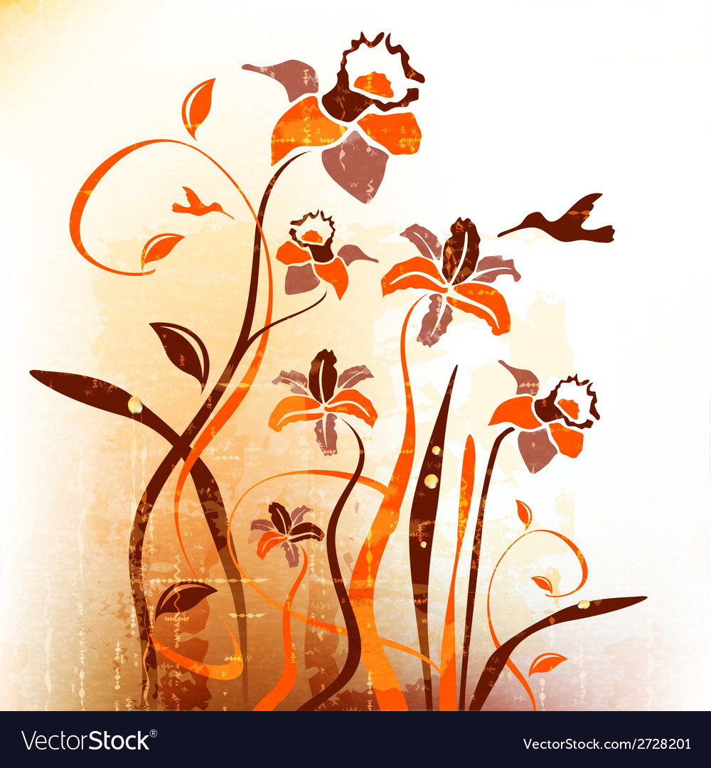 Artistic autumn backdrop background bouquet