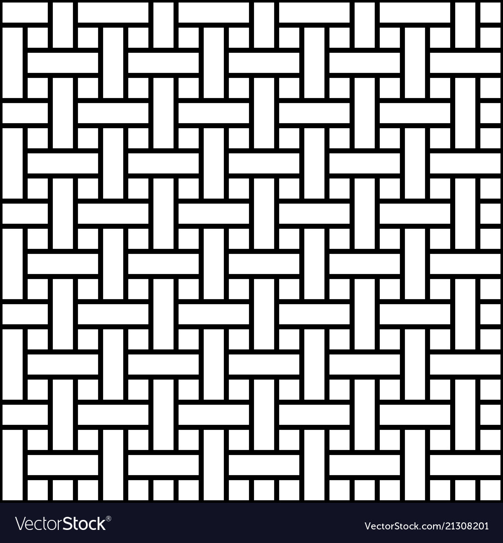 Seamless pattern weave line stripe texture