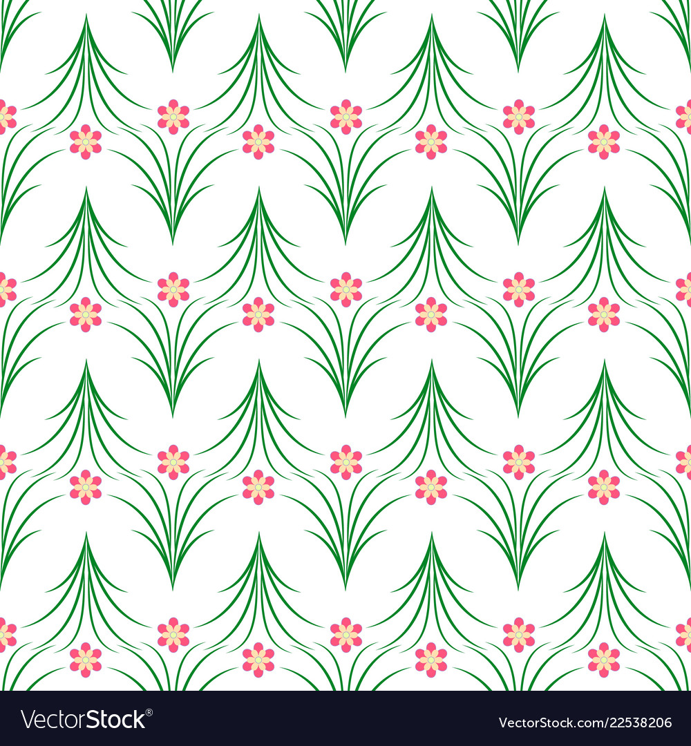 3f00f49ad897 Flower abstract seamless pattern fashion graphic