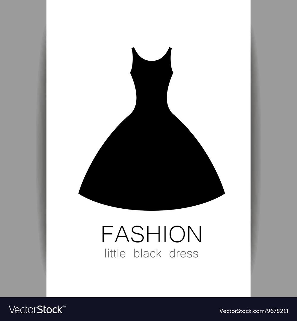 Fashion dress template