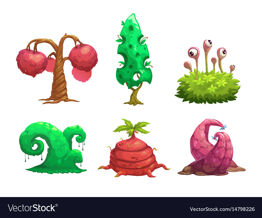 Fantasy tree set