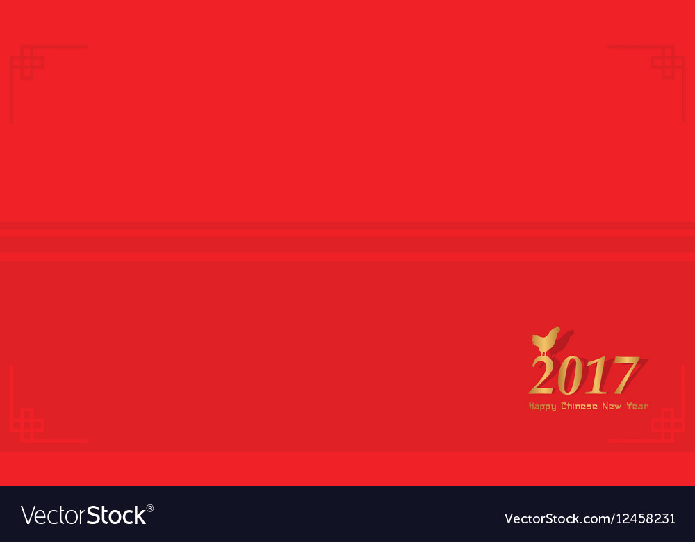 flat background chinese new year theme vector image