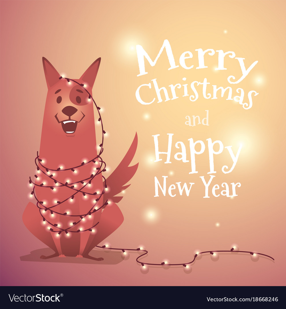 The dog is a symbol of 2018