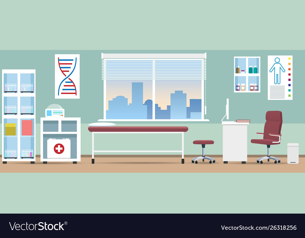 Doctor office room