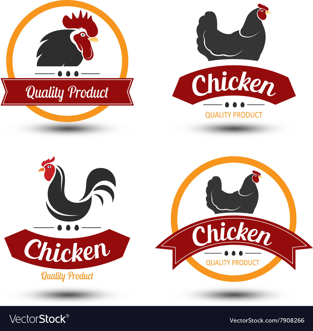 Chicken label 4