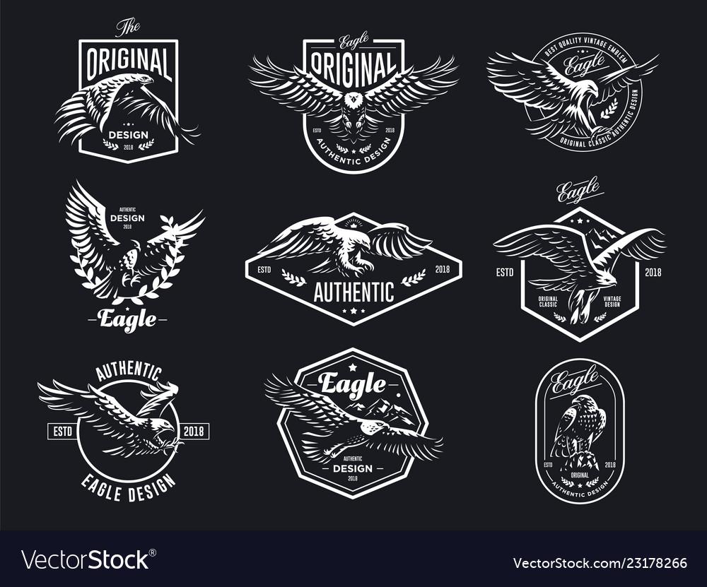 Set eagles