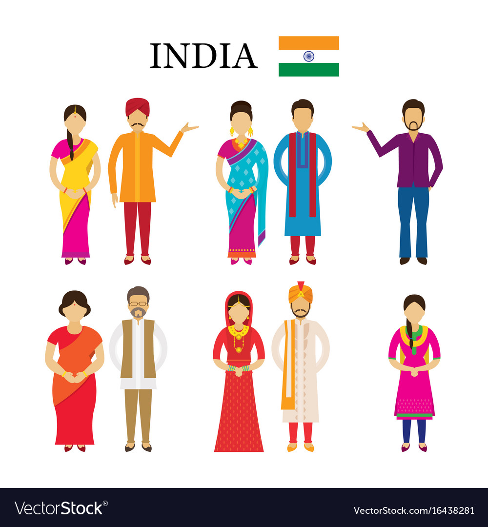 costumes of indian states pdf