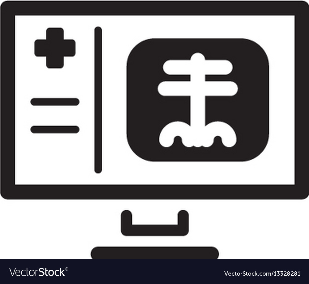 Radiology Medical Symbol Vector 1 Clip Art Vector Site