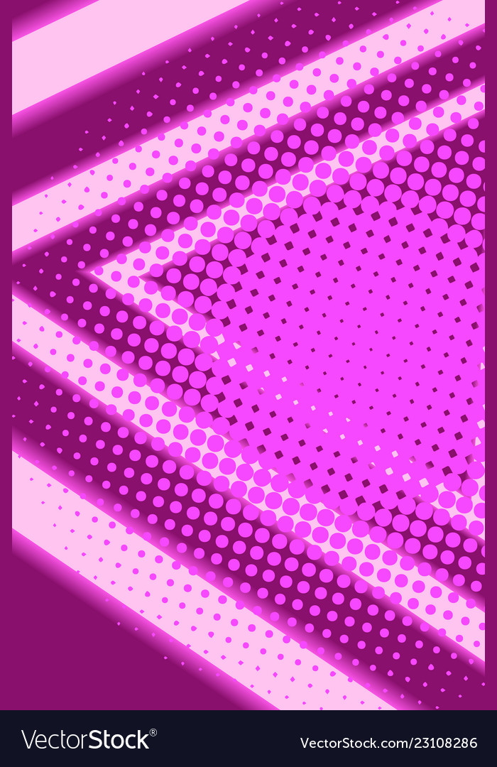 Cyberpunk background pink neon triangles 80s