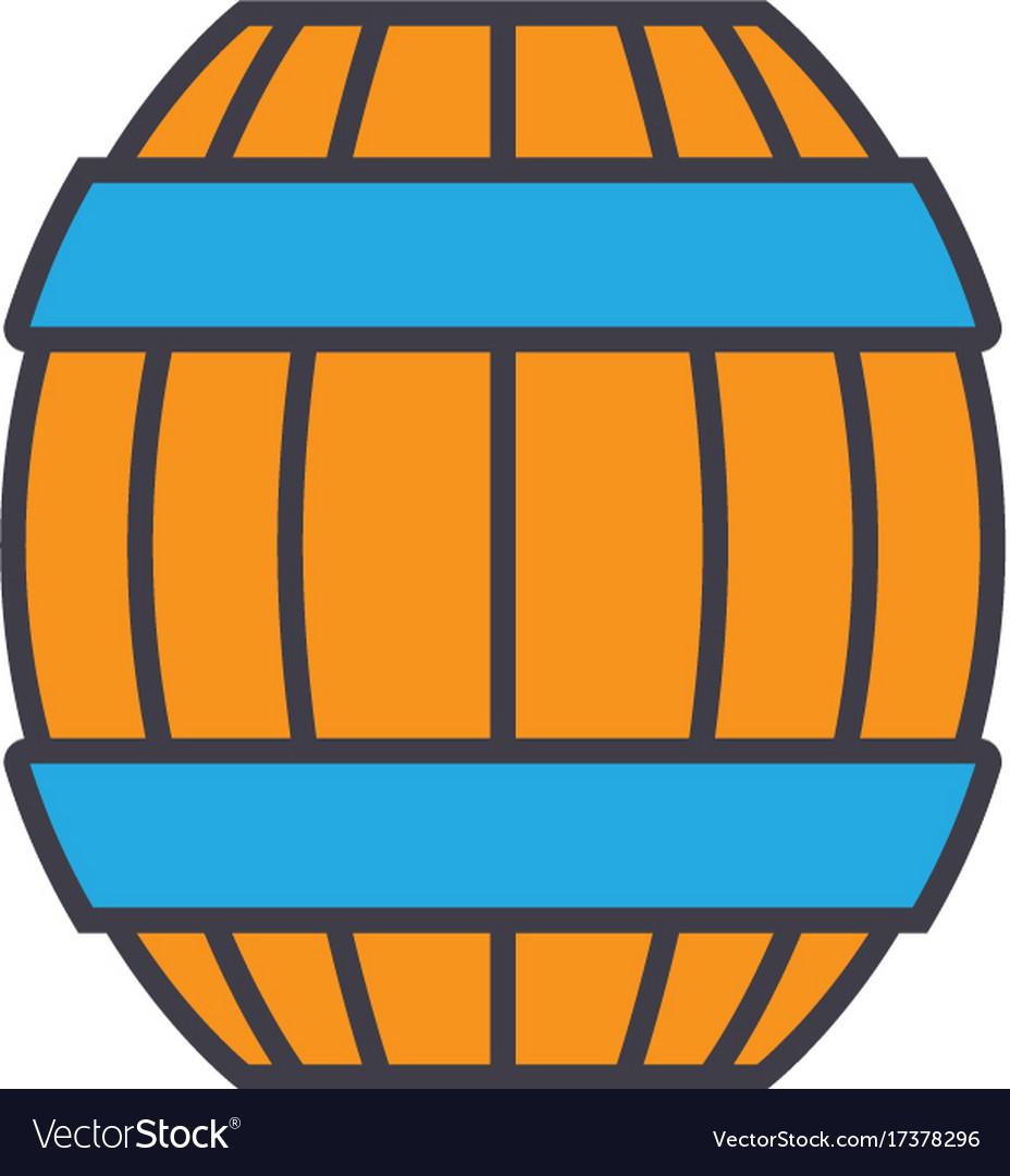 Barrel flat line concept
