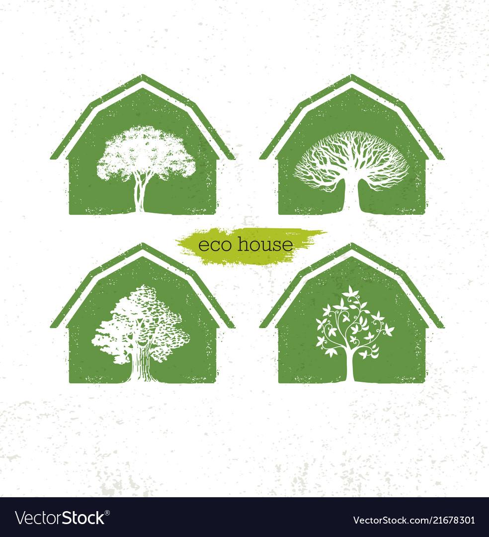 Eco barn house creative green design
