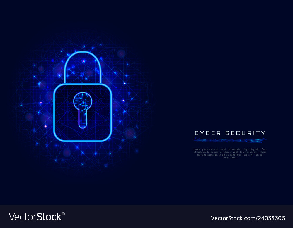 Cyber security and data protection banner