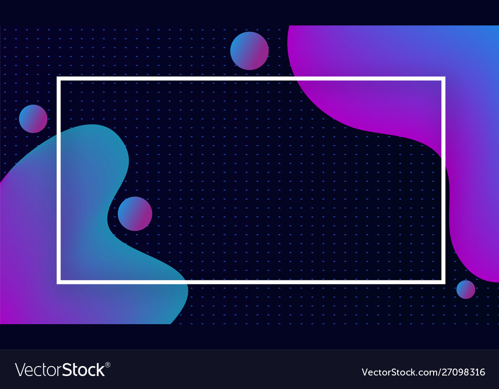 Abstract fluid type background