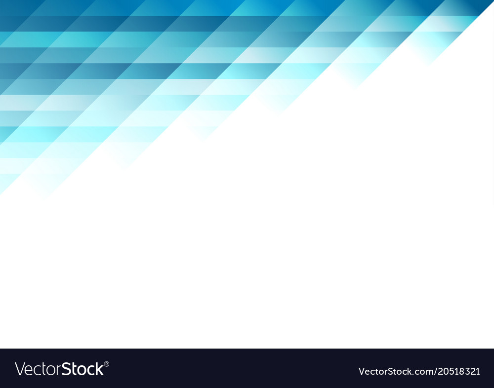 Blue tech minimal geometric abstract background