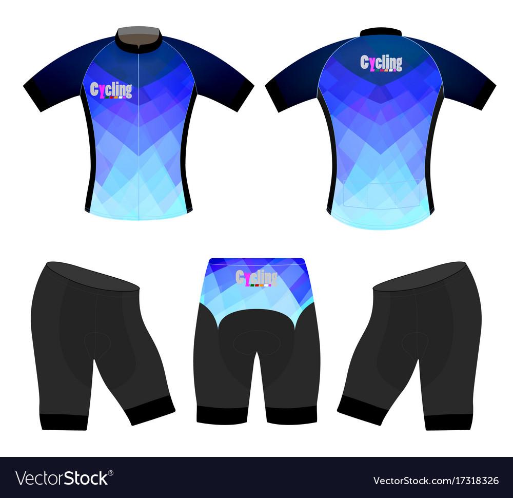 Blue colors sports t-shirt