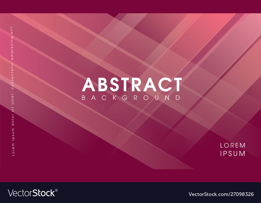 Modern trendy abstract background