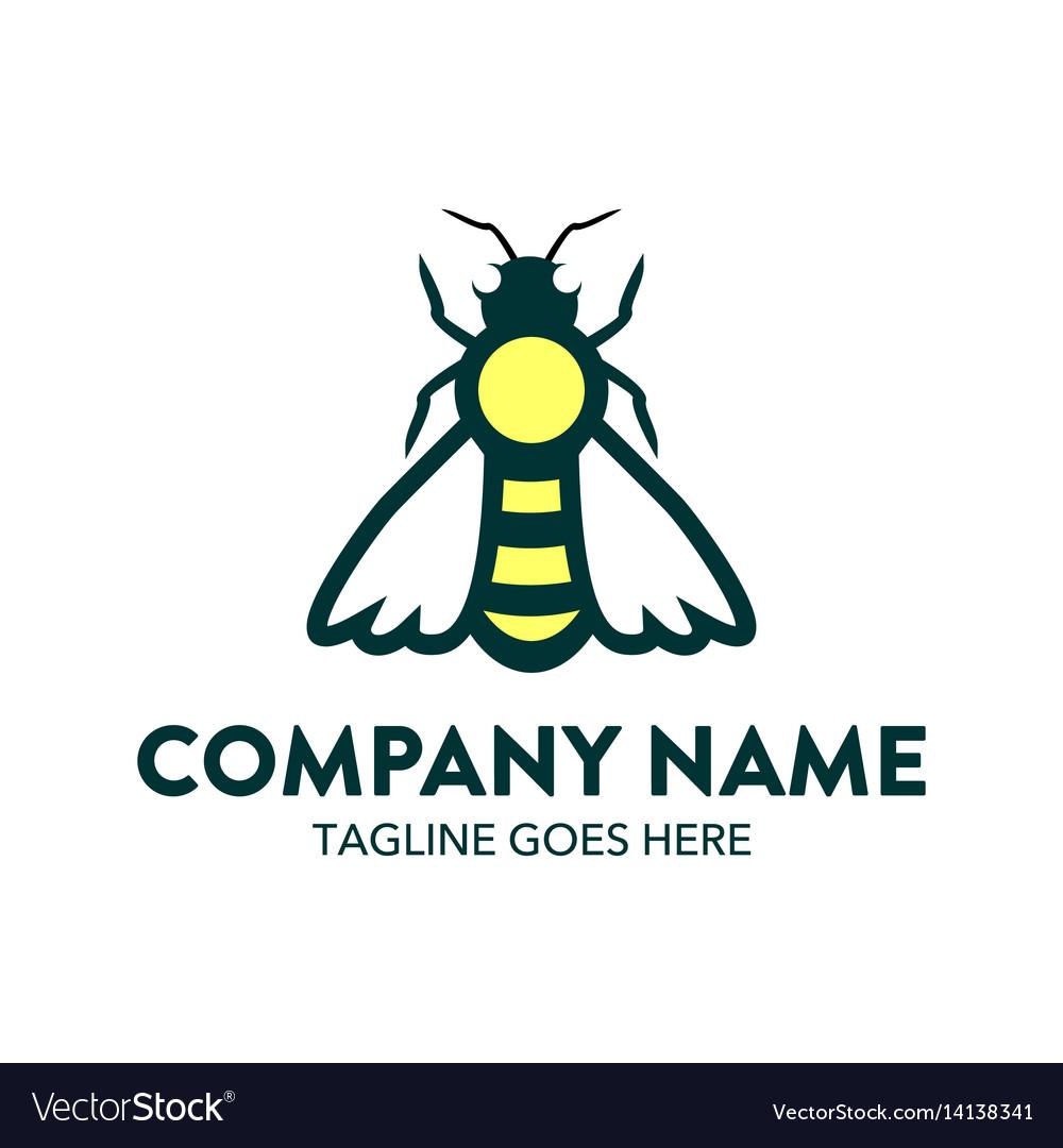 Bee logo-19
